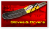 Ski Gloves and Covers by Ron Marks